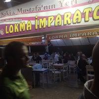 9/22/2012 tarihinde Mustafa A.ziyaretçi tarafından Lokma İmparatoru Saki & Mustafa'nın Yeri'de çekilen fotoğraf