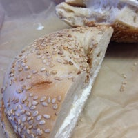 Photo taken at Manhasset Bagels by Collin B. on 12/11/2013
