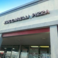 Photo taken at Zucarrelli's Pizza by Moe-Reese R. on 9/21/2013