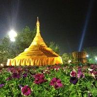 Photo taken at เทศกาลเชียงรายดอกไม้งาม ครั้งที่8 by Arkom N. on 12/23/2012