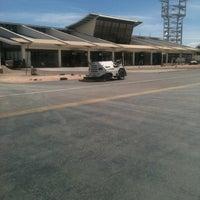 Photo taken at Aeropuerto El Loa (CJC) by Gerson L. on 1/5/2013