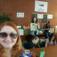 Photo taken at OCCE Forum Building by Christina O. on 2/27/2016