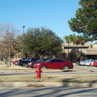 Photo taken at Midwest City Library by Christina O. on 2/24/2016
