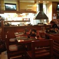 Photo taken at Якитория by Maria R. on 12/2/2012