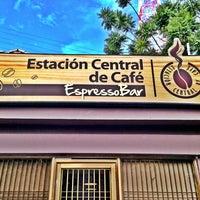 Photo taken at Estación Central De Café by Jose H B. on 5/28/2013