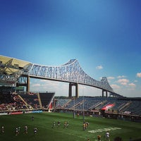 Photo taken at Talen Energy Stadium by Eric B. on 6/1/2013