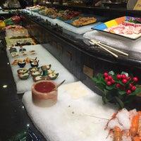 Photo taken at Vienna International Seafood & Teppanyaki Buffet Restaurant by Maggie T. on 5/12/2016