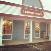 Photo taken at Dunkin Donuts by Abilio J. on 12/7/2012