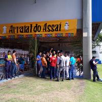 Photo taken at Assaí Atacadista by Michele F. on 6/21/2017