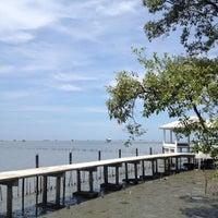 Photo taken at ริมทะเล by Supawadee H. on 5/5/2013