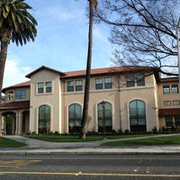 Photo taken at Santa Clara University by Cheryl T. on 12/29/2012
