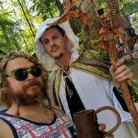 Photo taken at The Dragon Inn at Maryland Renn Fest by Tyler T. on 9/24/2017