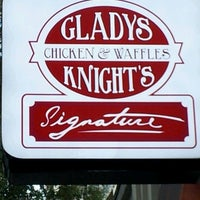 Photo taken at Gladys Knight's Signature Chicken & Waffles by Brenda D. on 10/20/2012