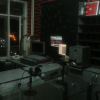 Photo taken at Radyo Frigya 95.0 by Arjin İbrahim Y. on 10/5/2012
