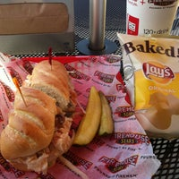 Photo taken at Firehouse Subs by Heather W. on 4/24/2013