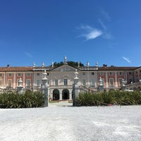 Photo taken at Villa Fenaroli Palace Hotel by james c. on 7/2/2017