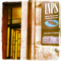Photo taken at Istituto Nazionale Previdenza Sociale by james c. on 11/19/2012