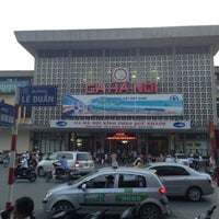 Photo taken at Hanoi Train Station by WERRA IN on 7/5/2013