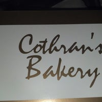 Photo taken at Cothran's Bakery by Heath A. on 9/15/2012