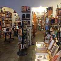 Photo taken at Adobe Books & Art Cooperative by Volodia Shadrin on 9/10/2016