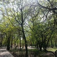 Снимок сделан в Щемиловский детский парк пользователем Volodia Shadrin 5/9/2013