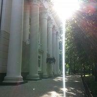 Снимок сделан в Щемиловский детский парк пользователем Volodia Shadrin 6/1/2013