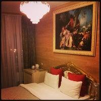 รูปภาพถ่ายที่ Гранд Отель Белорусская โดย miroslav k. เมื่อ 5/19/2013