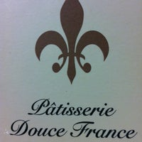 Photo taken at Pâtisserie Douce France by Luiz T. on 1/5/2013