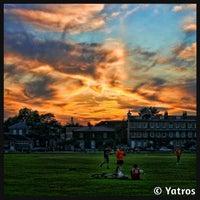 Photo taken at Parker's Piece by Oswaldo L. on 11/25/2012
