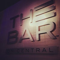 Photo taken at The Bar On Central by Gilbert G. on 10/19/2013
