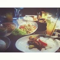 Photo taken at SUDA Thai Cafe Restaurant by Derek A. on 5/29/2013