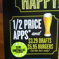 Photo taken at Applebee's Neighborhood Grill & Bar by Debbie F. on 12/12/2012