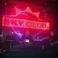 Das Foto wurde bei Sky Club von Zemskov Y. am 3/8/2014 aufgenommen