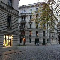 Das Foto wurde bei Riehmers Hofgarten von Uwa S. am 11/21/2013 aufgenommen