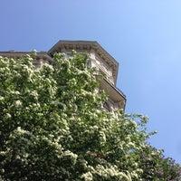 Das Foto wurde bei Riehmers Hofgarten von Uwa S. am 4/25/2014 aufgenommen