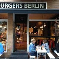 Das Foto wurde bei Burgers Berlin von Uwa S. am 8/29/2013 aufgenommen