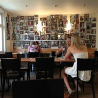 Photo taken at Café Litteraire by Uwa S. on 7/11/2013