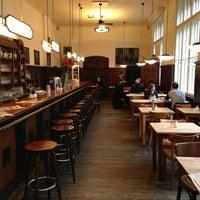 Das Foto wurde bei Weltrestaurant Markthalle von Uwa S. am 12/19/2012 aufgenommen