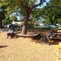 Photo taken at Mezes Park by Yasuhiro M. on 5/24/2015