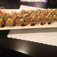 Photo taken at Sushi Zen by Cathleen H. on 11/9/2013