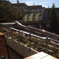 Снимок сделан в Pizzamondo пользователем Олеся Ф. 10/21/2012
