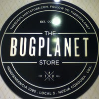 Photo taken at The Bugplanet Store by Mauro D. on 4/13/2013