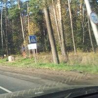 Photo taken at Скоротово by Виталий П. on 10/19/2012
