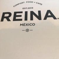 Photo taken at REINA by Jose Manuel on 9/24/2017