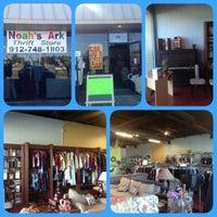 Photo taken at Noahs Ark Thrift Store by Latosha R. on 11/30/2013