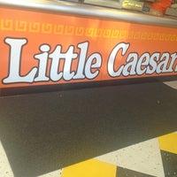 Photo taken at Little Caesars Pizza by Latosha R. on 10/17/2013