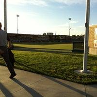 Photo taken at Stockton Ballpark by Byron W. on 4/11/2013