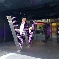 Photo taken at W London Hotel by Drew W. on 7/25/2013