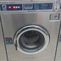 Photo taken at New Absolute Laundry by Matteo Z. on 2/5/2014