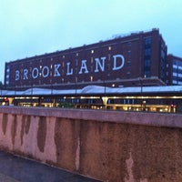 Photo taken at Brookland-CUA Metro Station by Lauren O. on 4/29/2013
